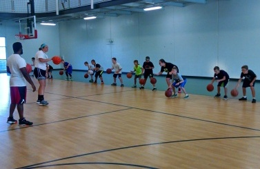 Lemont Basketball Camp