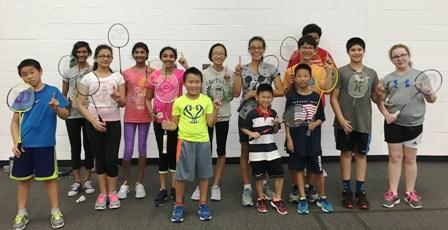 Naperville Badminton Camp