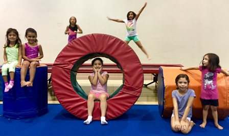 Veterans Gymnastics