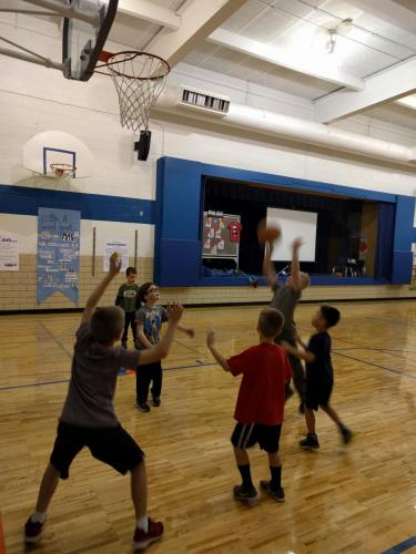 Manhattan Basketball