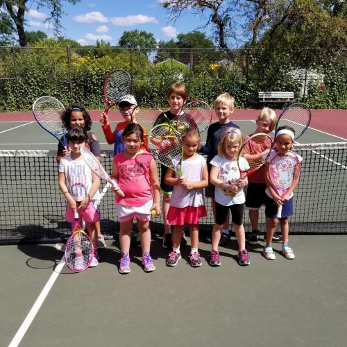 Berwyn Tennis Camp