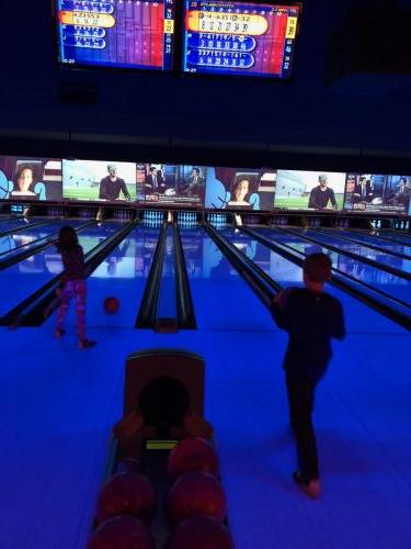 Bowling - winter camp