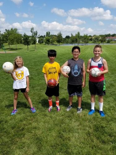 Fox Valley Soccer Camp