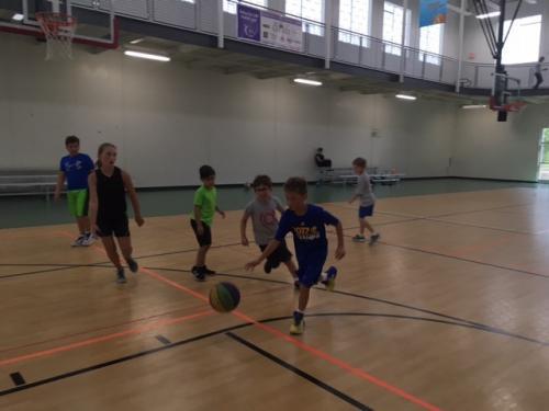 Lemont Basketball Camp1