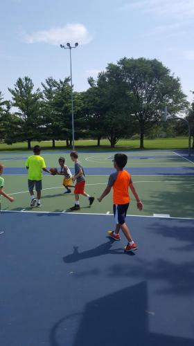 Lisle - Woodridge Basketball Camp