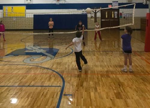 Manhattan Volleyball