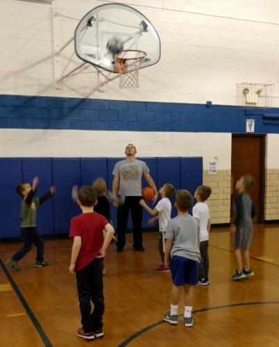 Manhatten Basketball 4