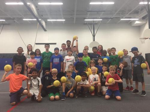Naperville dodgeball